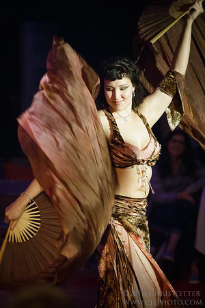 Belly Dance Off! -  May 2016