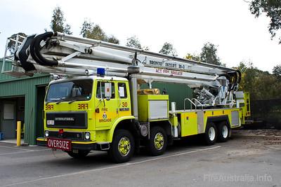ACTFR Ladder Platform 30