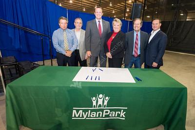 31467 - Mylan Park Aquatics and Track Announcement