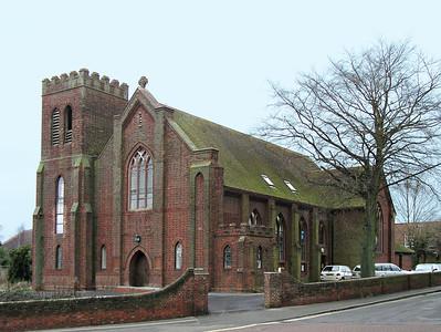 United Reformed Church, Oxford Road, Temple Cowley, Oxford, OX4 2ES