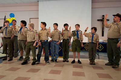 Boyscout Advancement