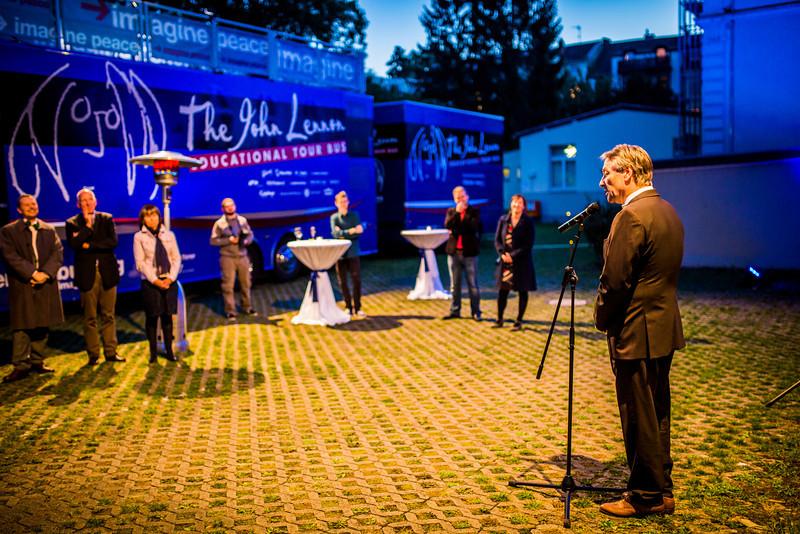 2013_10_01, Anniversary, Bonn, DE, EU, European Music Council, Germany, Haus der Kulter, Jürgen Nimptsch, Mayor of Bonn