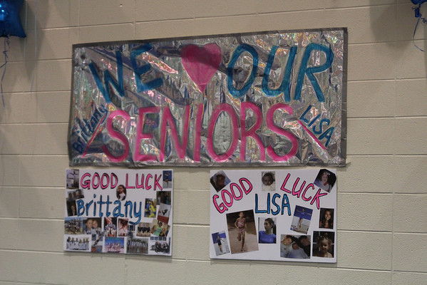 Senior Night 11- Jan - 14