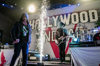 Hollywood Undead w/ Butcher Babies @ Delmar Hall