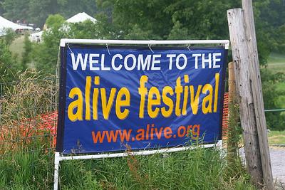 ALIVE Festival 2007 - 20th Anniversary
