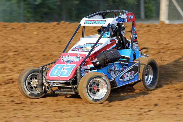 August 17, 2013 - Honda/Ignite Midgets
