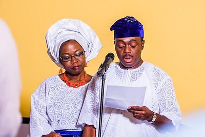 Celebration of Life - Mrs ET Makinde