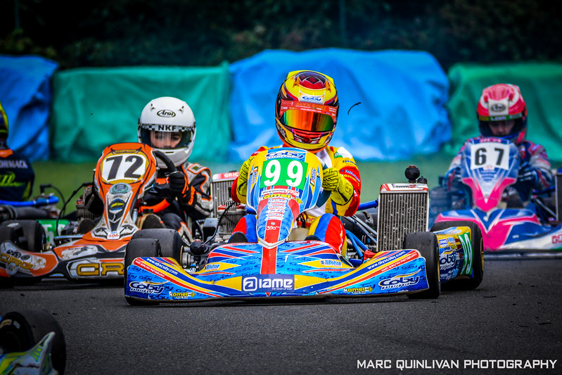 Motorsport Ireland - Round 7 2017 - Whiteriver - Alyx Coby