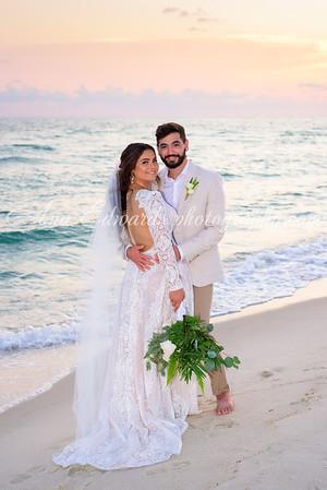 Mr. and Mrs. Frerichs-Richard. The Opulent Pearl   |  Panama City Beach