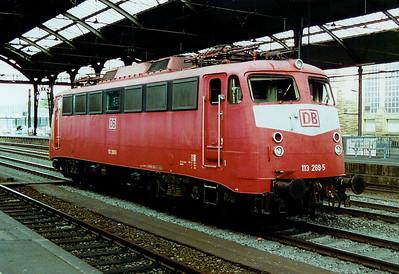 DB Class 113