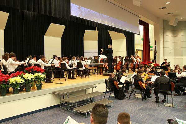 Anderson School District Five Fall Concert 12-16-2013