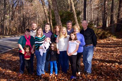 2013-12 Family-Christmas