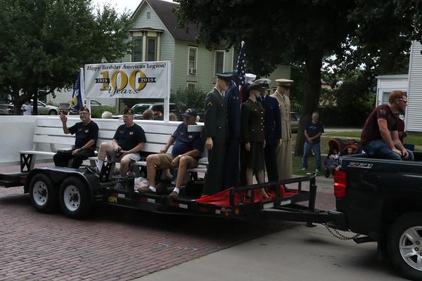 More Sesquicentennial parade