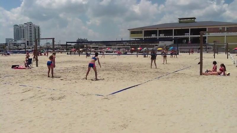 USAV Galveston Bracket Play Game 1.m4v