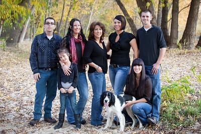 Burden Family