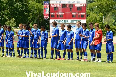 Boys Soccer: Tuscarora vs Blackburg Boys Soccer Semi-Finals (6-8-2012 by Jeff Vennitti)