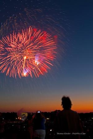 Fireworks 7/4/10
