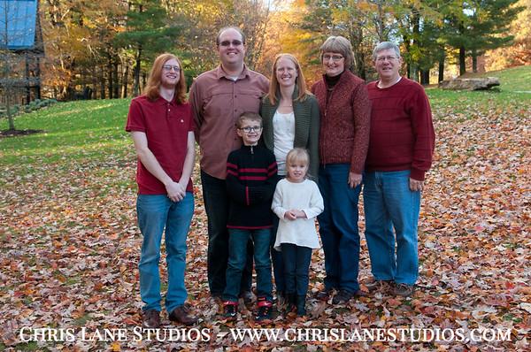 Allison Family Portraits