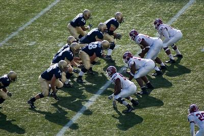 20061118 - Navy Football Game