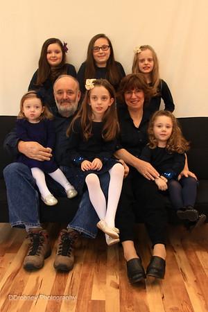 Jen Kelly Family