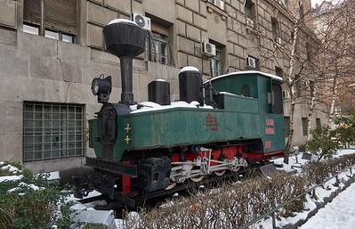 2013-03 Belgrade Railroad Museum