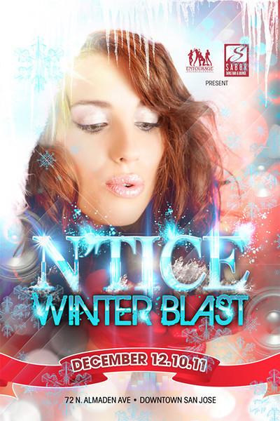N'Tice @ Sabor Tapas Bar & Lounge 12.10.11