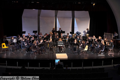 2007-12-11 BHS Winter Band Concert (WB3) - Wind Ensemble
