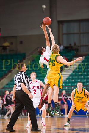 Lansing Hs vs Bishop Carroll Hs @ Topeka - 5A State