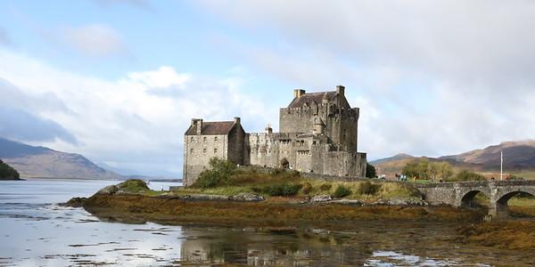 Eilean Donan Castle - 23 September 2018