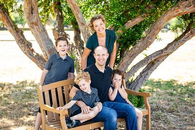 Dykema Family 2020