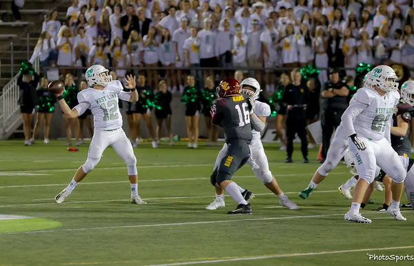 West Linn vs. Central Catholic August 31, 2018