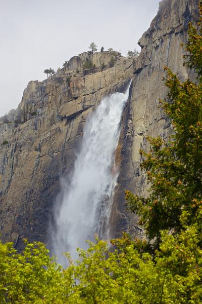 YOS-140422-0012 Upper Yosemite Falls