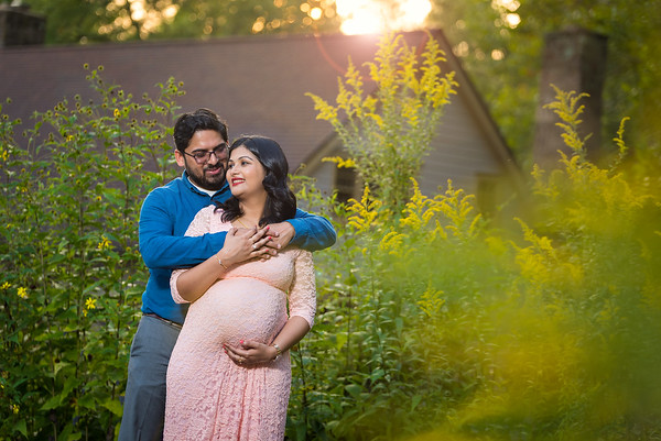 Maternity & Family Portraits  |  Rose & Amal