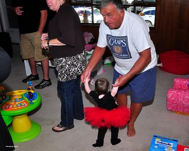 Katie's 1st Birthday 9/2012