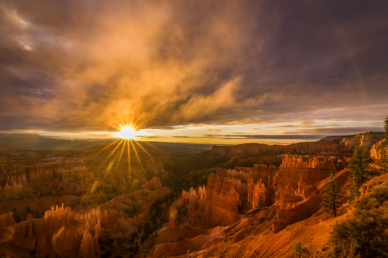 Bryce Hoodoo Sunrise