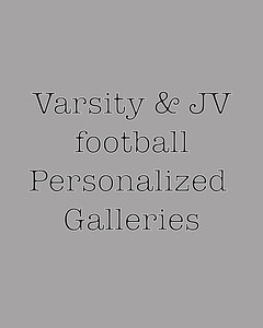 CHS Football Personalized Galleries