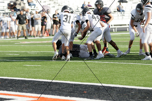 JV Orange vs Vandegrift