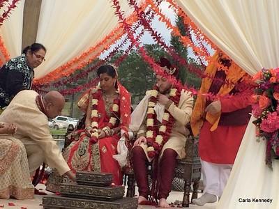 2015 03-07 Patel-Jackson Wedding