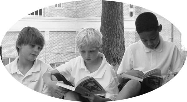 Gr 4 - Nicky, Zach, Romar