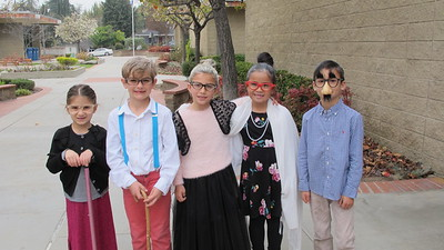 Suddenly, LCE 1st-Graders Are Seniors