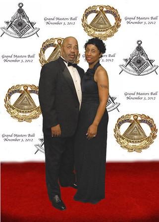 Grand Master,s Ball 11-03-2012