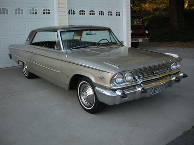 1963 Ford Galaxie XL 390, 15k Original Miles - From a Montana Estate.