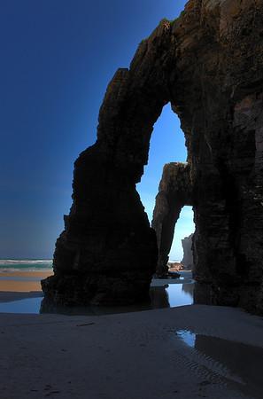 Day30 - Praia De Catedrais to Figuerda