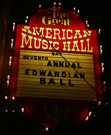 Edwardian Ball 2007-2008