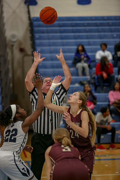 2017-12-22 -- Twinsburg Girls Varsity Basketball vs Stow-Monroe Falls Girls Varsity Basketball
