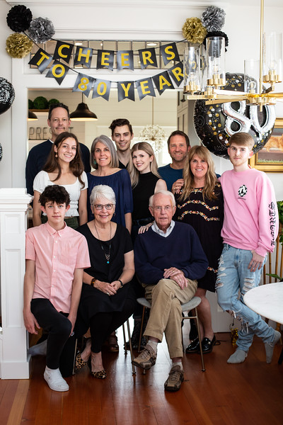 Christine Black Family