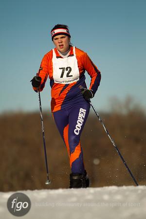 Minnesota Section 6 Nordic Ski Championships 2-8-12