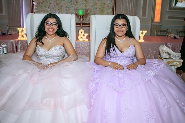 Emily and Kiara's Sweet 16