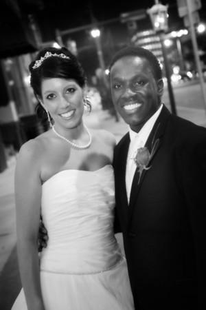 Jamell and Angela wedding 9/27/08