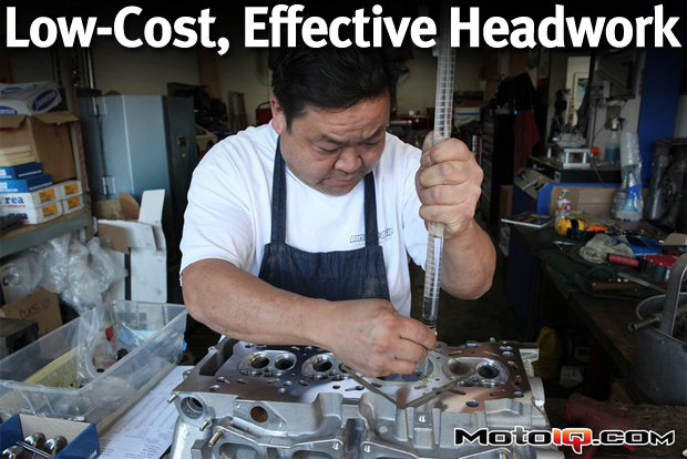 Low Cost and Effective Head Work
